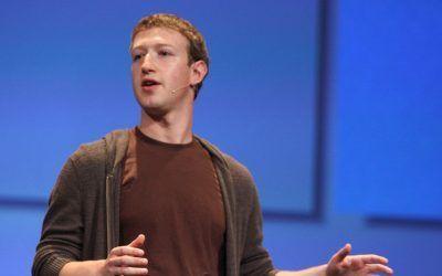 Mark Zuckerberg. Historia de éxito