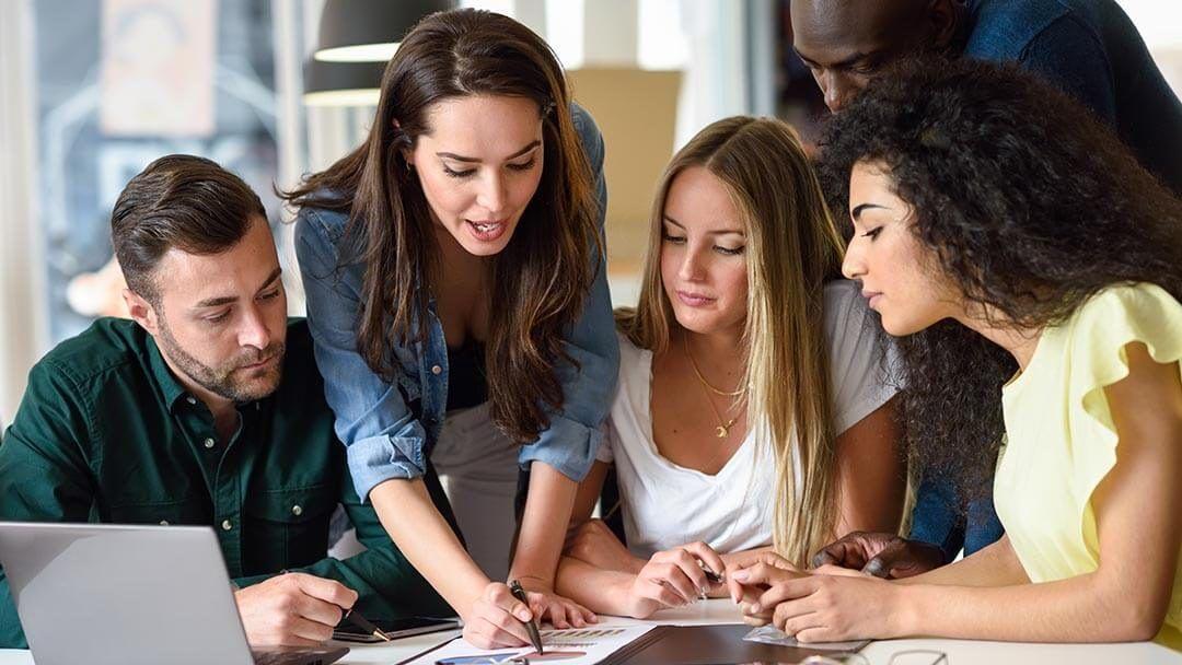 La importancia de tu equipo de trabajo