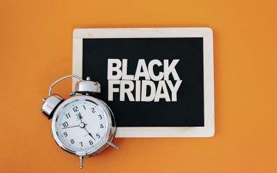 Crea una estrategia de Black Friday eficaz