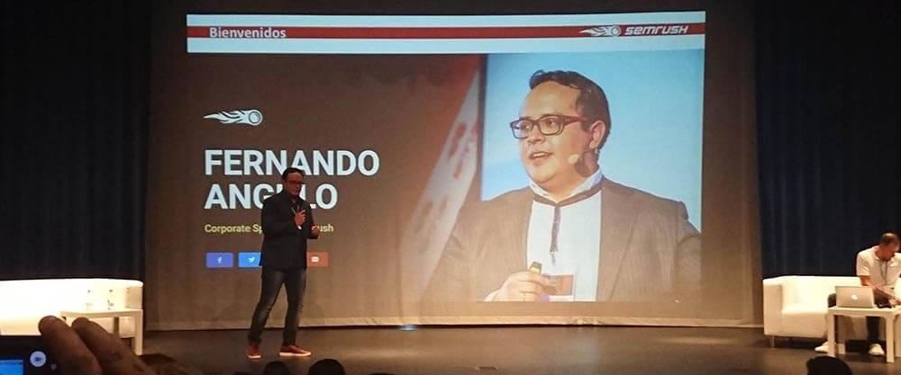 Fernando Angulo SEMrush